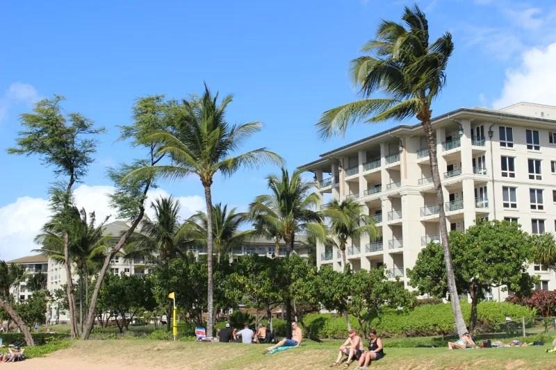 Best Family Resorts in Hawaii - Westin Villas Kaanapali
