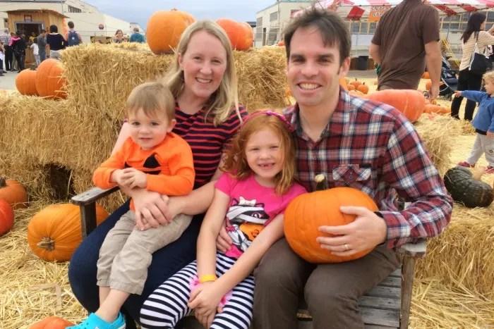 Fall Activities for Kids near San Francisco - Pumpkin Patch