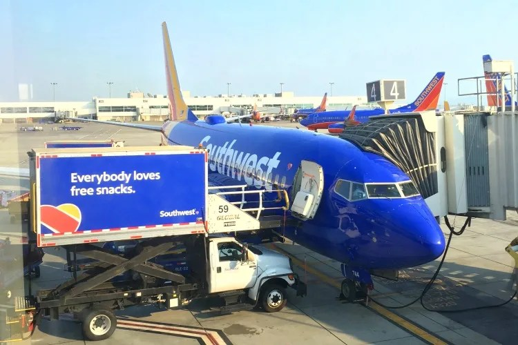 Travel Blogging Truths - Southwest Flights are not comped