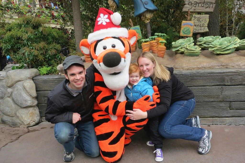 20 Tips for Disneyland with Toddlers