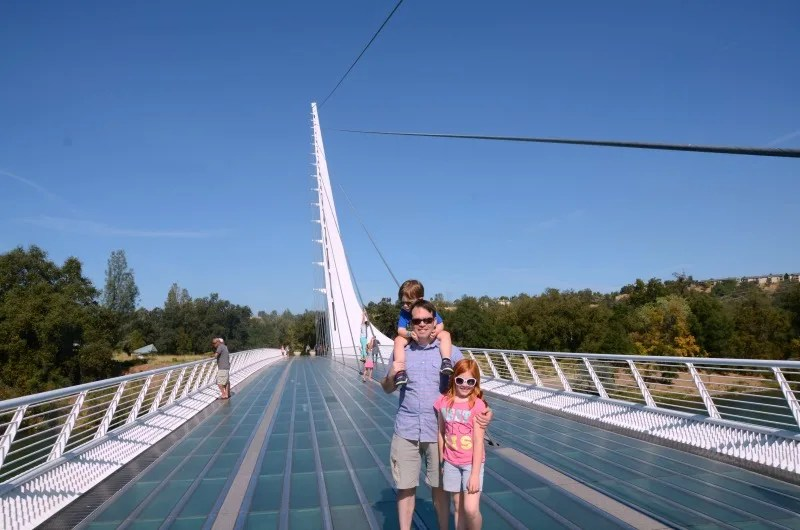 Redding California With Kids Exploring True Northern
