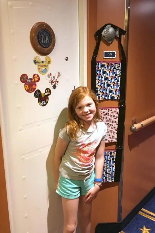 Disney Cruise Door Magnets - Decorated Stateroom Door