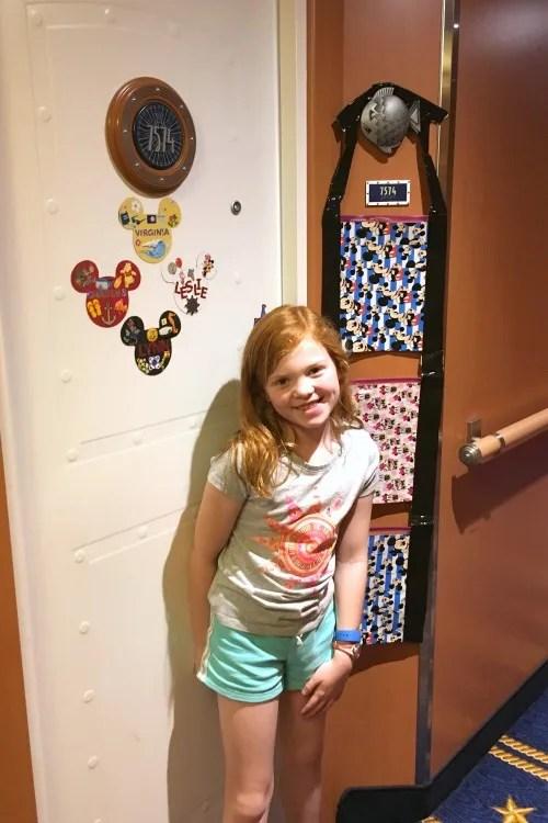 Disney Cruise Door Magnets - Decorated Stateroom Door