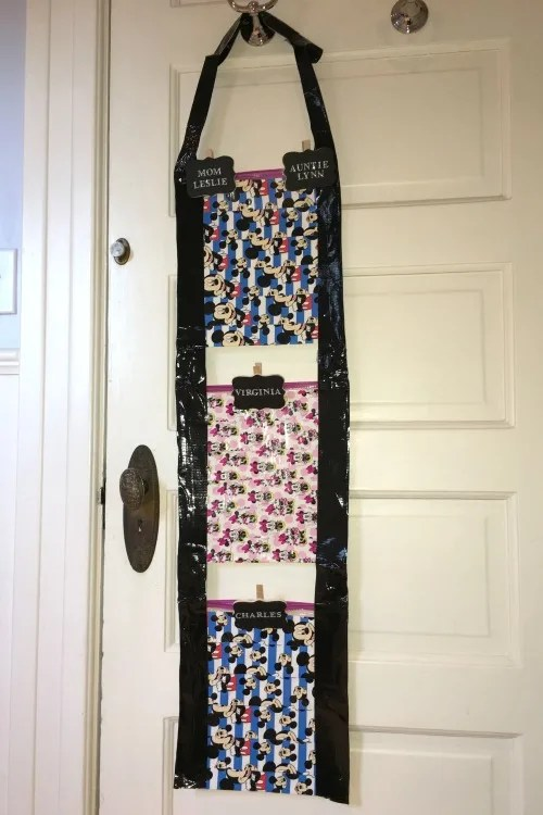 Disney Cruise Line Fish Extenders - Duct Tape Complete