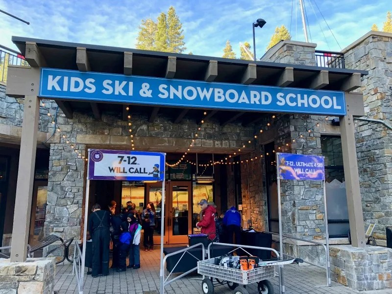 Northstar Ski School in Village