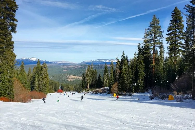 Winter Destinations in California - Northstar in Lake Tahoe