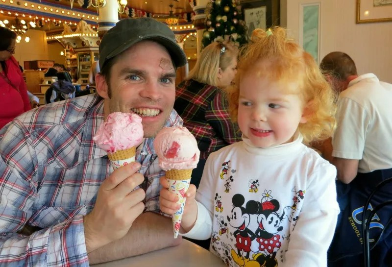 Things to Do with Preschoolers at Disneyland Gibson Girl