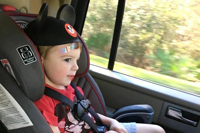 Uber Car Seat Orlando: A Guide for Parents at Walt Disney World