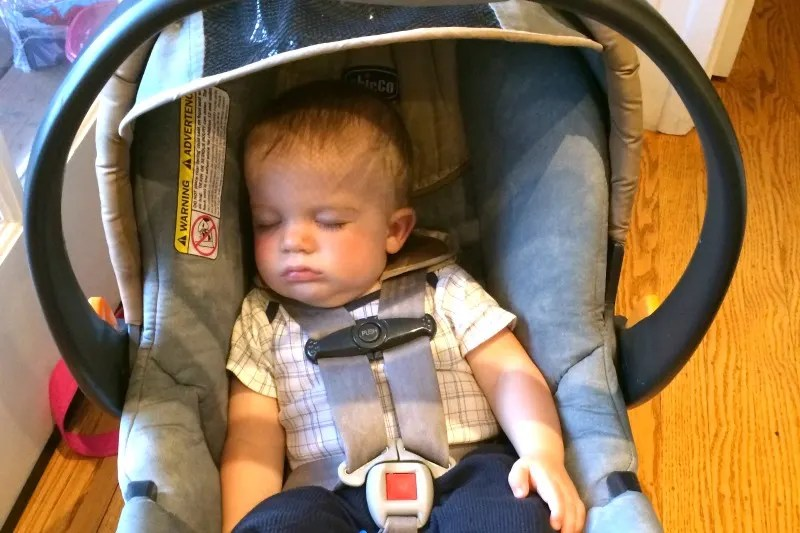 International Travel with Car Seats: What Do You Really Do? - Trips ...