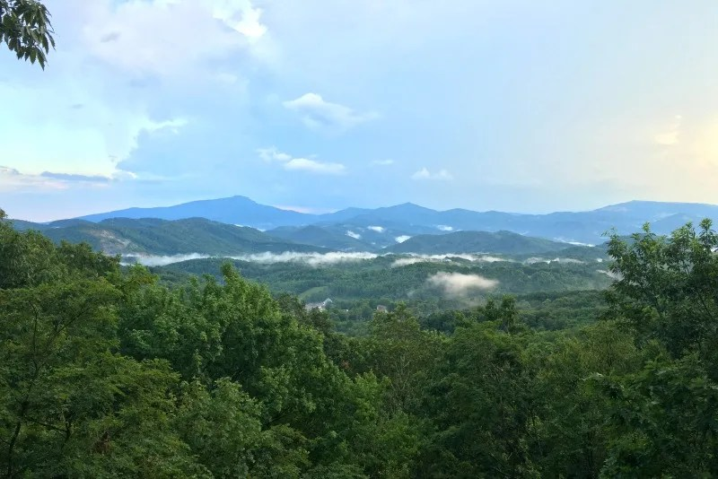 North Carolina High Country - Blue Ridge Views