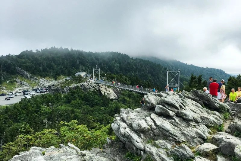 North Carolina High Country - Mile High Bridge
