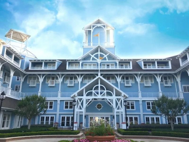 Disney World Resorts - Beach Club