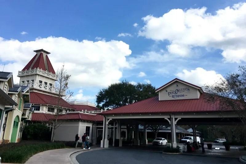 Disney World Resorts - Port Orleans Riverside