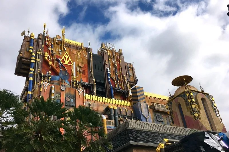 Disneyland's Guardians of the Galaxy – Mission: BREAKOUT! – First Look & Insider Tips