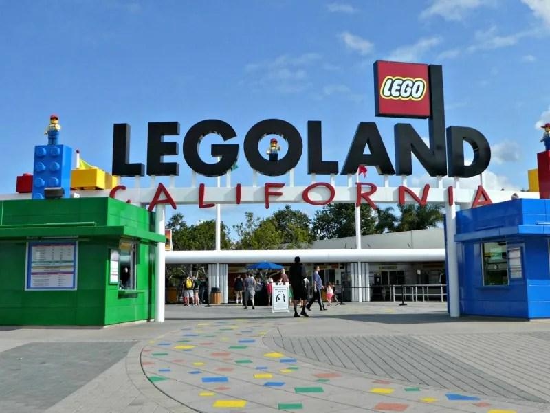 Summer Destinations in California - Legoland in Carlsbad