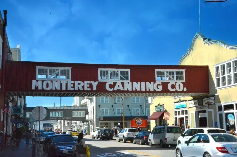 Things to do in Monterey, California with Kids - Cannery Row