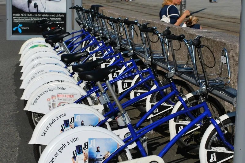 Olso with Kids - Bike Rentals