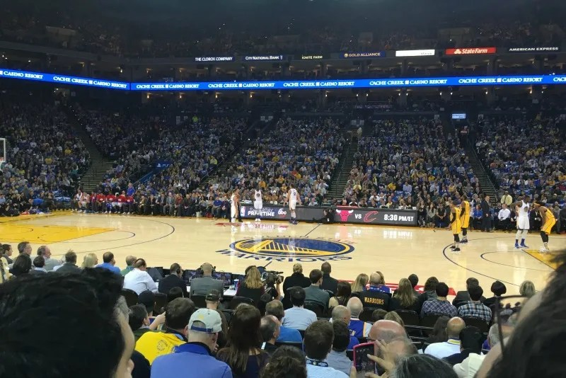Things to Do in Oakland with Kids - Golden State Warriors