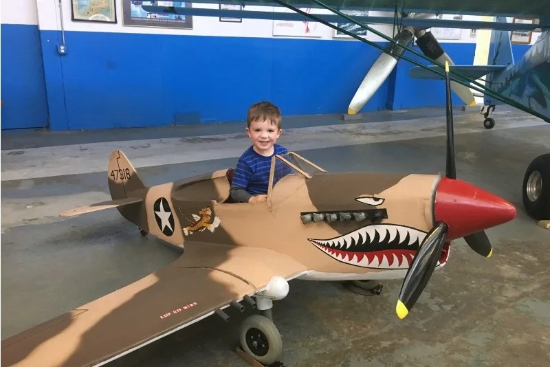 Things to do in Oakland with Kids - Oakland Aviation Museum