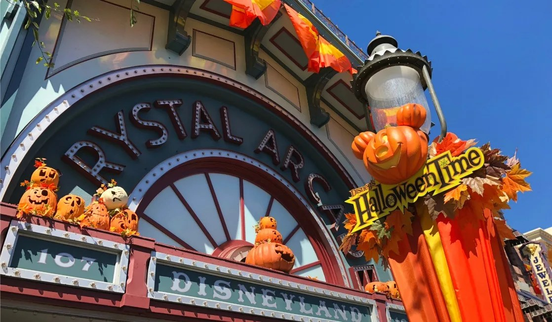 New at Disneyland Fall Winter 2018 - Disneyland Halloween Time