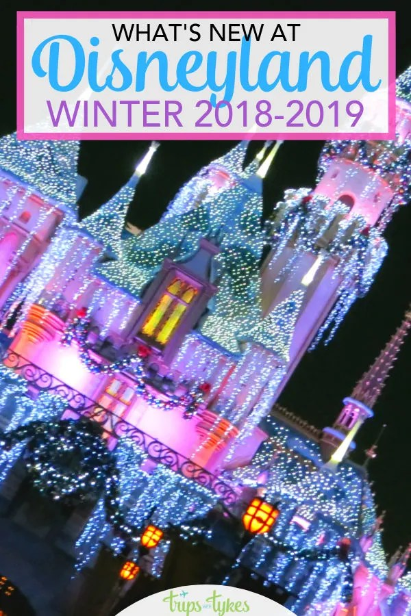 Everything you need to know about what's new at Disneyland during the fall and winter holidays. #Disneyland #DisneylandWithKids #Disney #FallTravel #WinterTravel #HalloweenTime