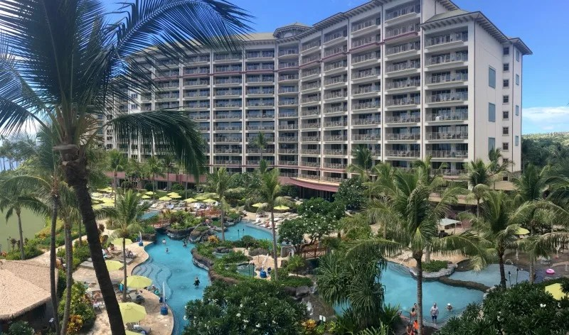 Things to do in Maui with Kids - Hyatt Residence Club Maui Kaanapali Beach Pool
