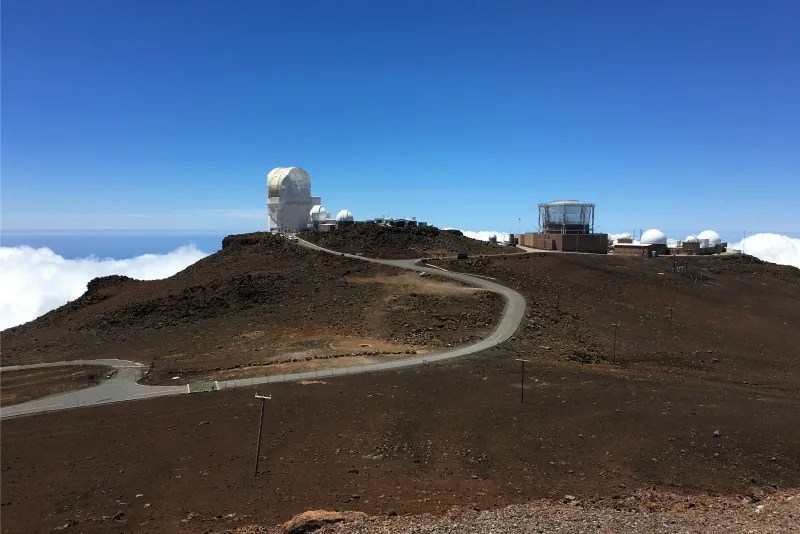 Haleakala National Park Guide and Tips - Red Hill Observatory