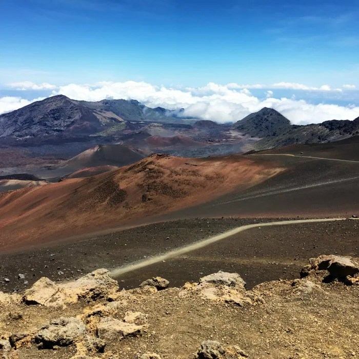 Haleakala National Park Guide and Tips - Sliding Sands