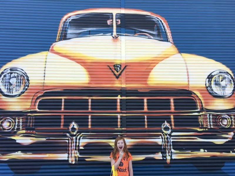 Old Sacramento - California Automobile Museum