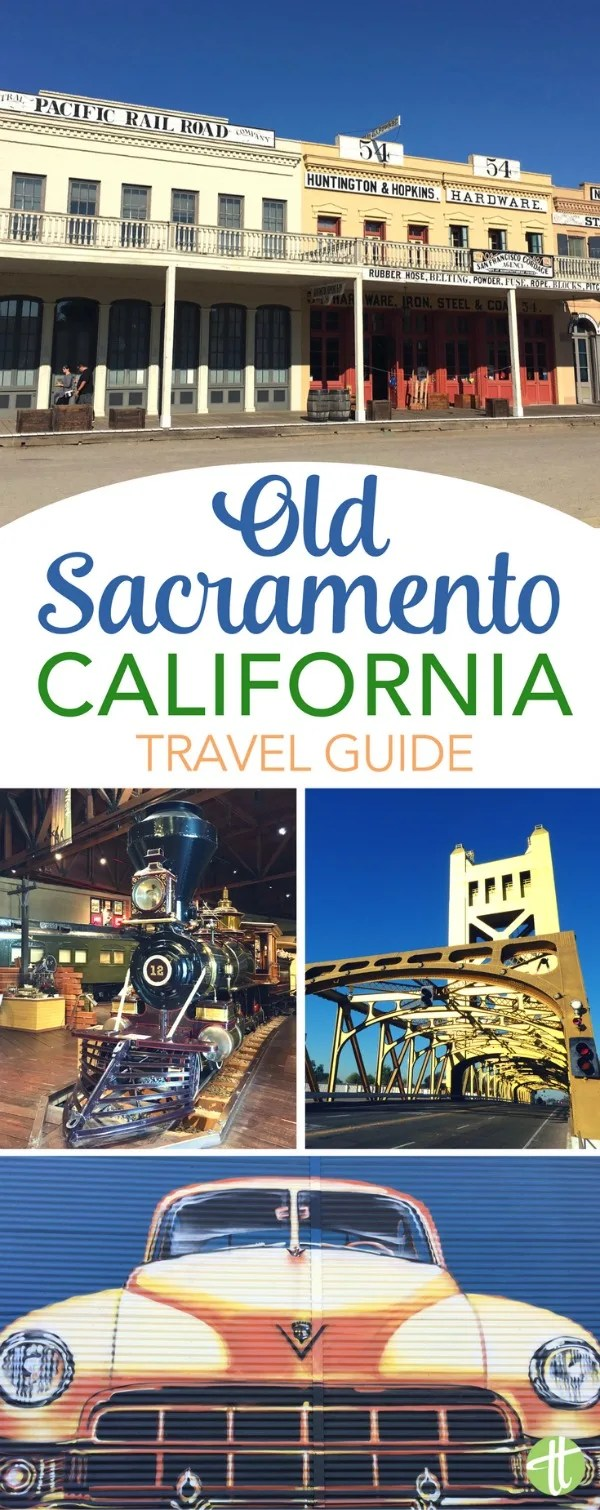 Traveling to Old Sacramento, California? The top things to do, from Wild West activities to the many railroad attractions. Plus, the best Old Sac restaurants and top hotels in the historic district near downtown.