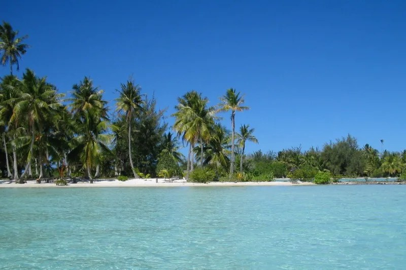 2018 Travel Resolutions - South Pacific Island