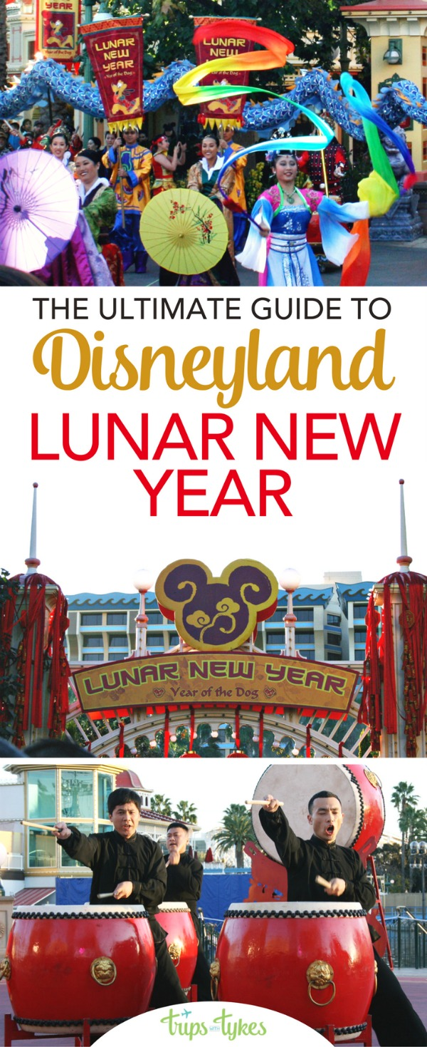 Disneyland Lunar New Year Celebration Everything You Need