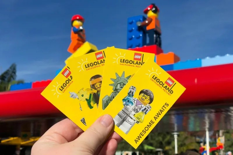 Legoland Tickets And Hotel Deals