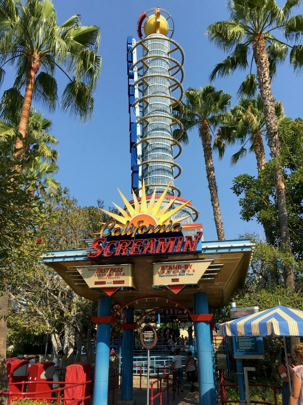New at Disneyland Spring Summer 2018 - California Screamin Becomes Incredicoaster