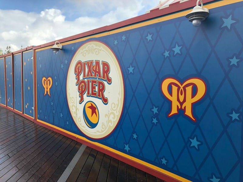 New at Disneyland Spring and Summer - Pixar Pier