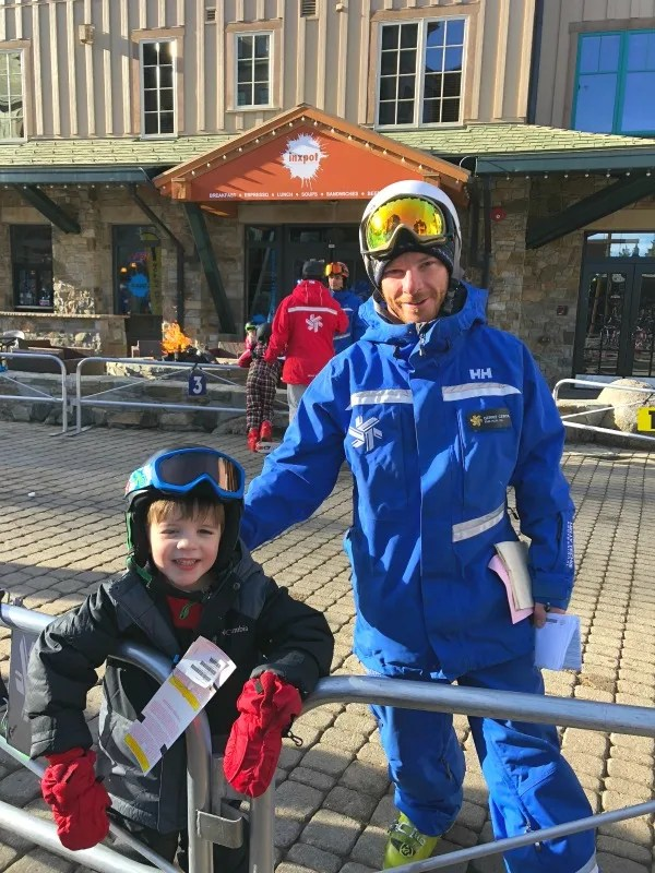 Why Ski School is Worth it for Kids - Northstar California Ski School Instructor