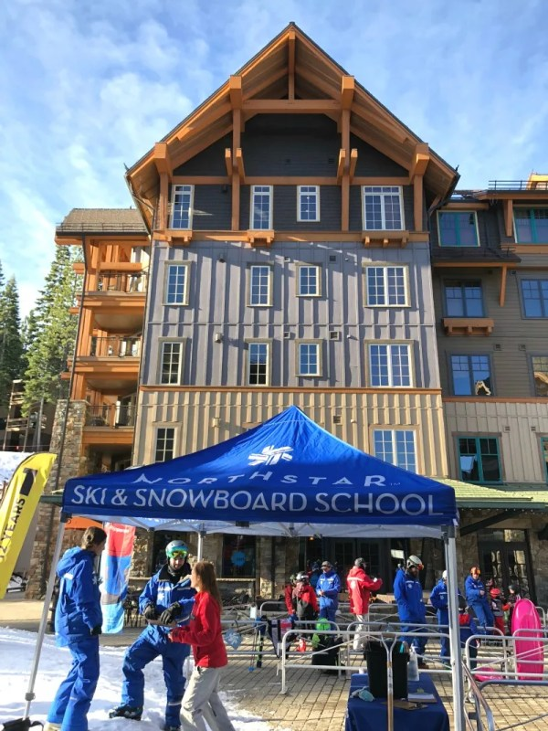 Why Ski School is Worth it for Kids - Northstar California Ski School The Beach