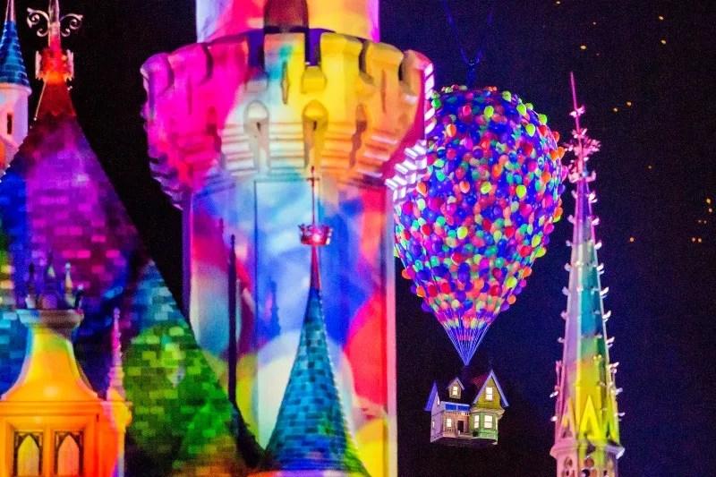 Disneyland Pixar Fest - Together-Forever Up Balloon