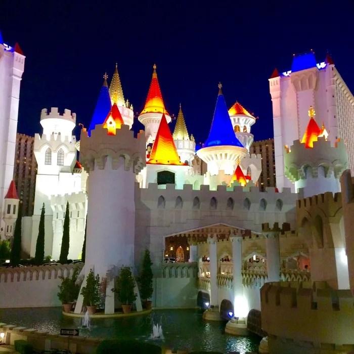 Kid-Friendly Hotels in Las Vegas - Excalibur