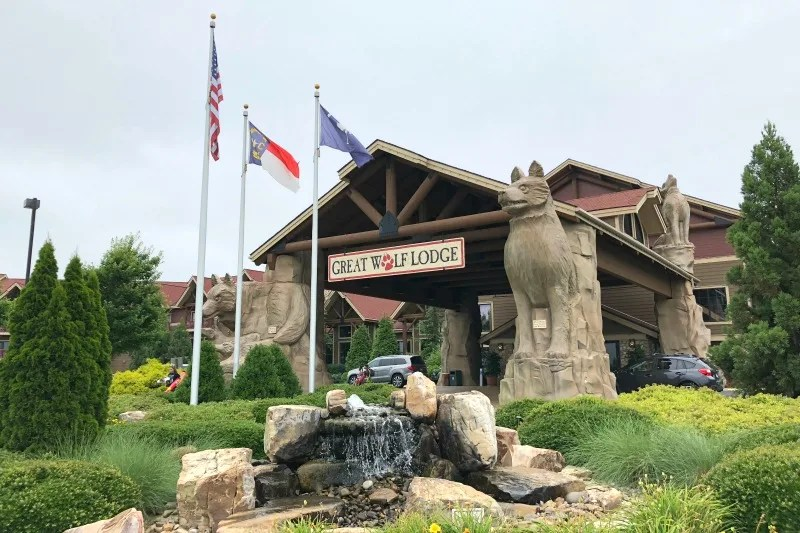 Cabarrus County NC with Kids - Great Wolf Lodge Concord