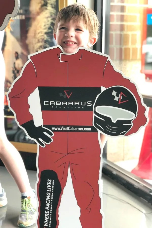Cabarrus County North Carolina with Kids - Where Racing Lives