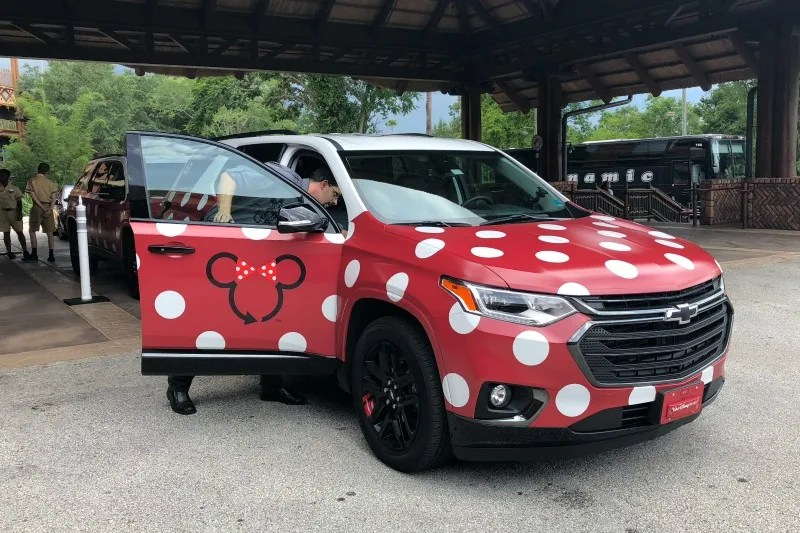 Disney's Minnie Vans: All Your Questions Answered