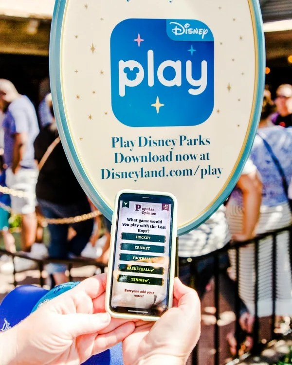 New Disneyland Fall and Winter 2018 - Play Disney Parks App