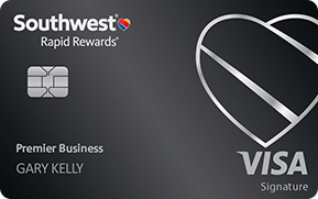 Southwest Rapid Rewards Premier Business Card