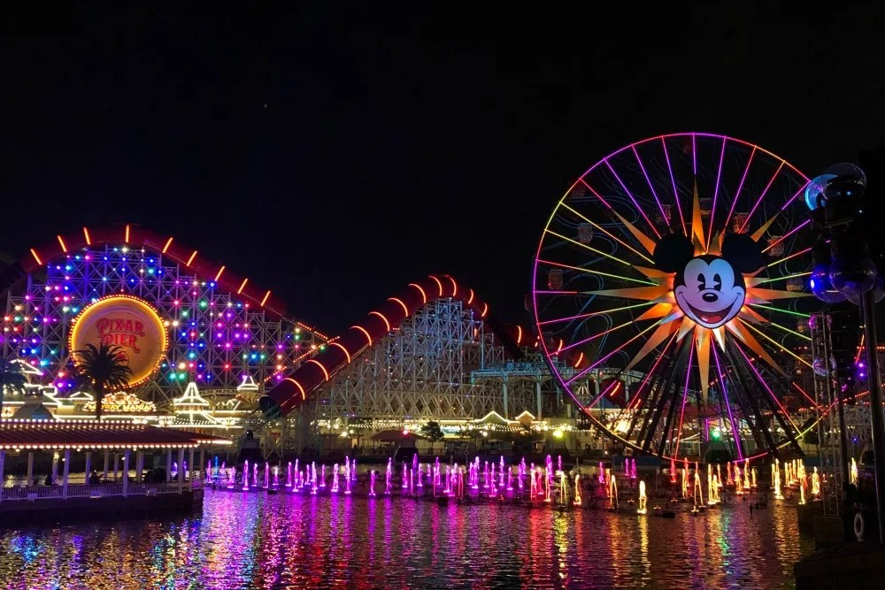 New at Disneyland 2019 - World of Color Returns