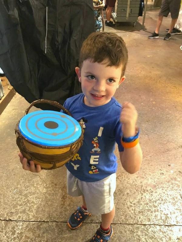 Avatar Flight of Passage - Gift Shop Drum
