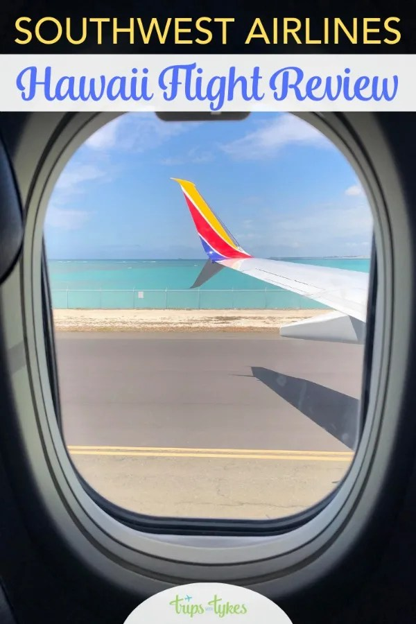 Southwest Airlines is finally flying to Hawaii! Check out this comprehensive flight review of one flight from California to Honolulu to know what food, amenities, and logistics to expect. #SouthwestSaysAloha #SouthwestStorytellers #Hawaii #Southwest