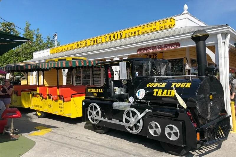 Florida Keys - Conch Train