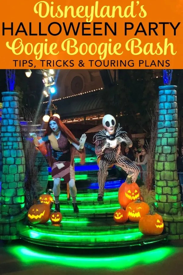 Oogie Boogie Bash, Disneyland's brand new Halloween party, debuted September 17, 2019. Get all the best tips and tricks from the very first party, with sneak peeks of the immersive treat trails, new World of Color - Villainous! show, and Villains Grove. #oogieboogiebash #disneyland #halloweentime