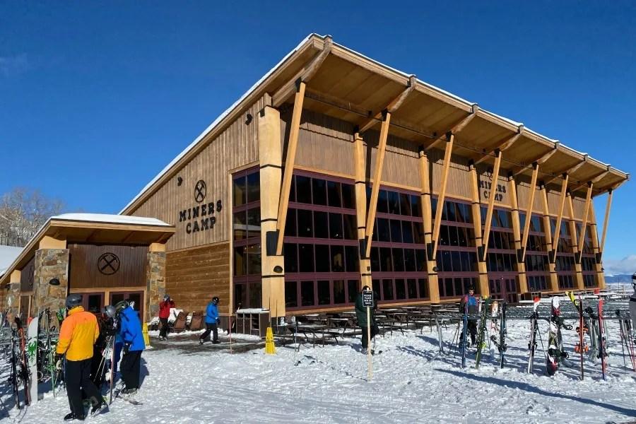 Park City Mountain Utah Miners Camp Lodge